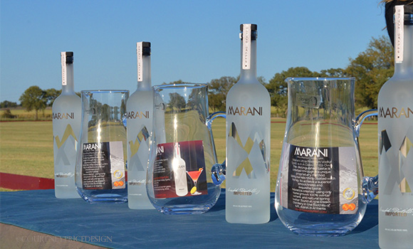 Polo Sponsor Marani Vodka, on www.CourtneyPrice.com