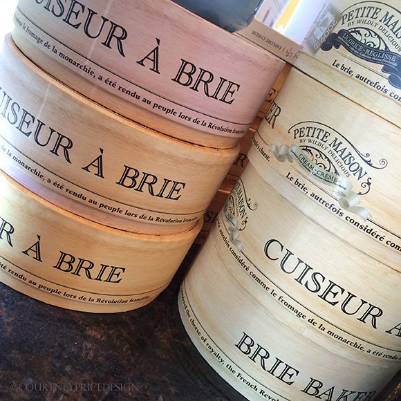 A stop by the cheese shop on www.CourtneyPrice.com
