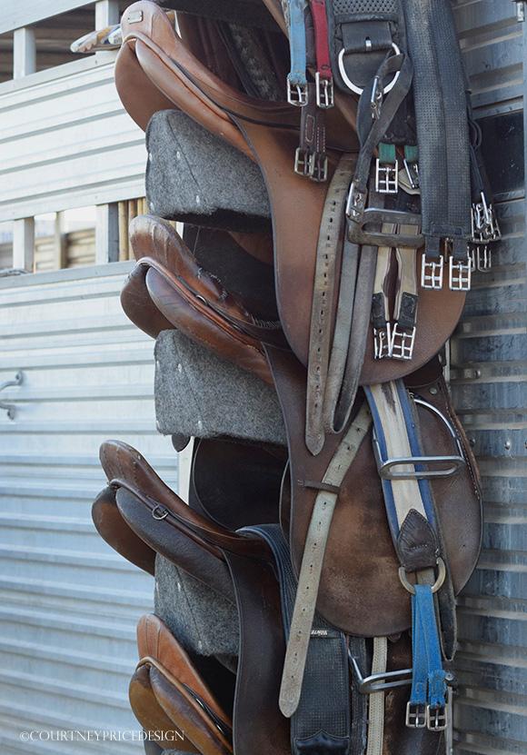 polo saddles on www.CourtneyPrice.com