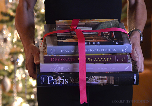 Gift Of Books- recommendations on www.CourtneyPrice.com