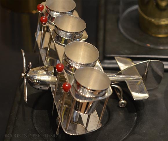 Art Deco Barware (Ralph Lauren) on www.CourtneyPrice.com