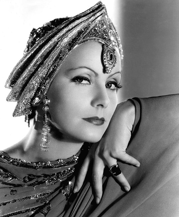 Greta Garbo, Art Deco historical context and icons, on www.CourtneyPrice.com