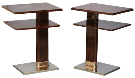 Side Table - Art Deco from TheHighboy.com, on www.CourtneyPrice.com