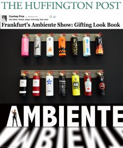 Gift trends- at Huffington Post Home