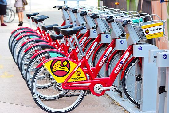 Austin Bikes www.CourtneyPrice.com
