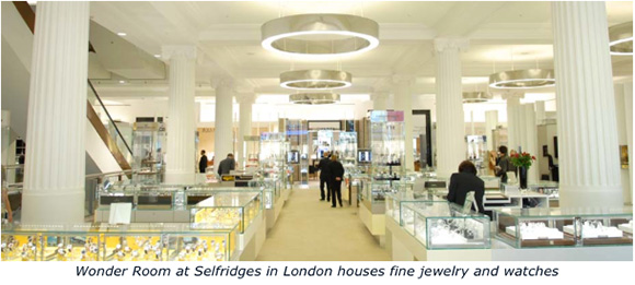 Selfridges Pop Up Shop for iWatch
