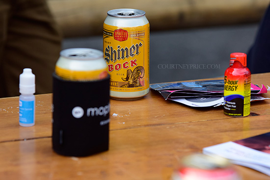 Shiner Bock on www.CourtneyPrice.com