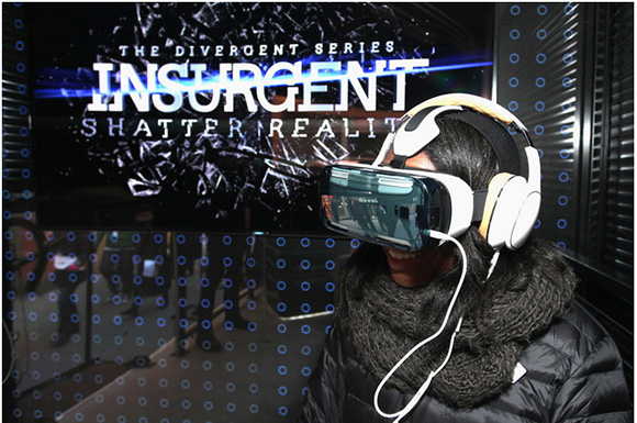 Movies via Virtual Reality Goggles?