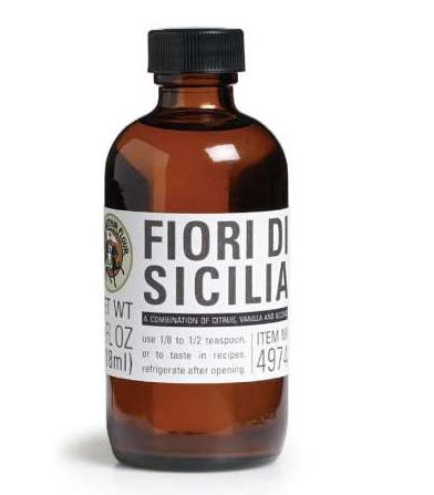 Fiori Di Sicilia, a must-have secret baking ingredient, on www.CourtneyPrice.com
