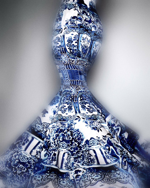 EveningDress,RobertoCavalli - at the MET: www.CourtneyPrice.com