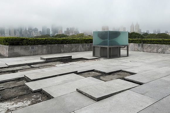 Rooftop Garden Installation, The Met 2015, on www.CourtneyPrice.com