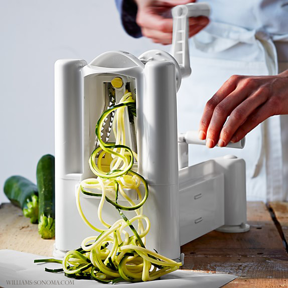 Spiralizer-- Healthy SPA food- on CourtneyPrice.com http://wp.me/p2e5e8-4Em