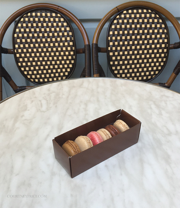 Uptown Macarons-Shop Dallas: Bisous Bisous www.CourtneyPrice.com