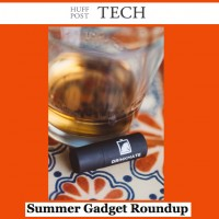 Top Summer Gadgets List at HuffPost Tech