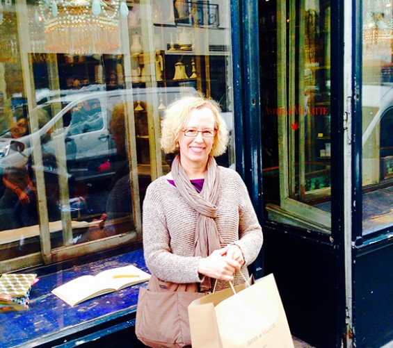 Cindy At Astier