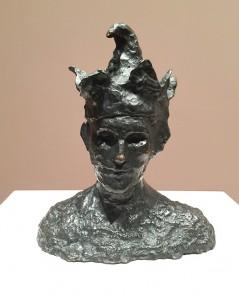 Picasso-Jester-Sculpture