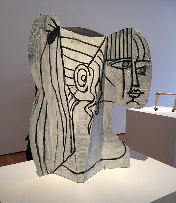 Picasso Sculpture Exhibit at MOMA