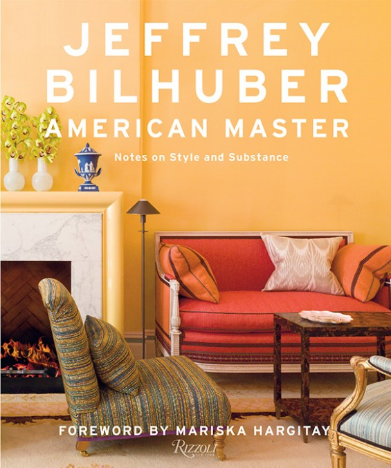 Jeffrey Bilhuber American Master: Notes on Style and Substance, reviewed on www.CourtneyPrice.com