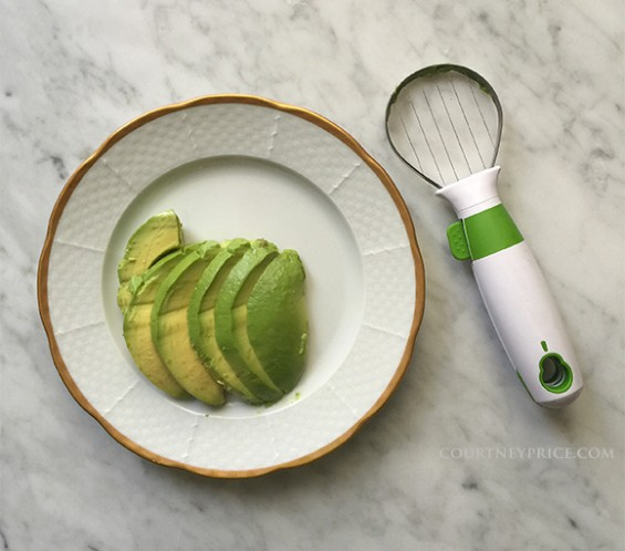 Avocado Slicer - Crisp Tools reviewed on CourtneyPrice.com
