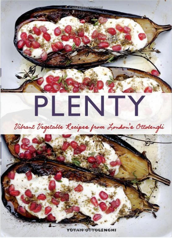 Plenty, Vegetarian cookbook, Yotam Ottolenghi
