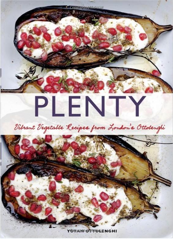 Plenty, Vegetarian cookbook, Yotam Ottolenghi