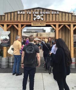 Bad To The Bone Bar