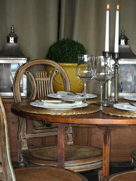 Vigneron-table