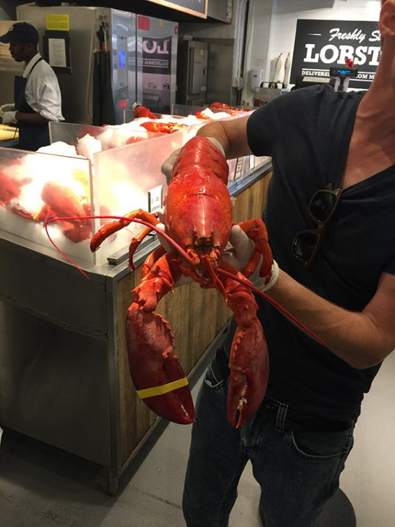LobstersChelseaMarket
