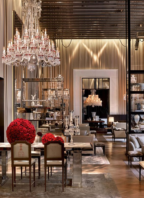 Grand Salon, Baccarat Hotel, New York