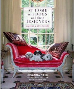 AT HOME WITH DOGS AND THEIR DESIGNERS, on www.CourtneyPrice.com