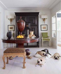 Mary McDonald dogs