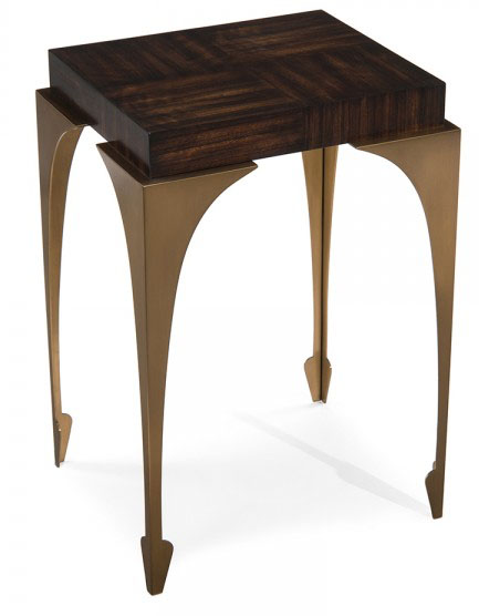 Astrid Martini Table, Mark McDowell for John-Richard www.CourtneyPrice.com