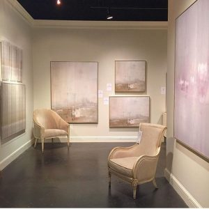Carol Benson Cobb, colorist, painter, on www.courtneyprice.com