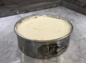 Springform pan, incredible wheat-free dessert. Strawberries Pompidou on www.CourtneyPrice.com