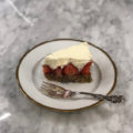 Perfect make-ahead Summer Dessert on the blog- Strawberries Pompidou - www.CourtneyPrice.com