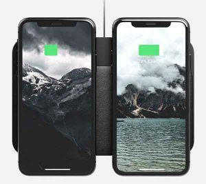 wireless phone charger, nomad, base station
