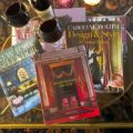Style your coffee table in a way to show care for yourself and care for others before your company arrives this holiday season. That way, if your annoying Uncle Freddy drones on about politics or religion, you can grab one of these books to virtually transport yourself to a beautiful peaceful place elsewhere. Book suggestions & links on the blog! www.CourtneyPrice.com