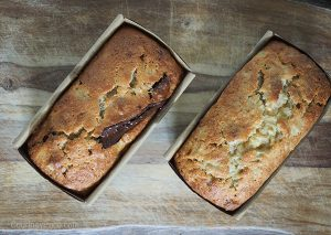 Best Banana Bread Recipe, on www.CourtneyPrice.com