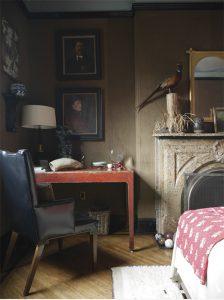 Brian Sawyer's home, seen on www.CourtneyPrice.com