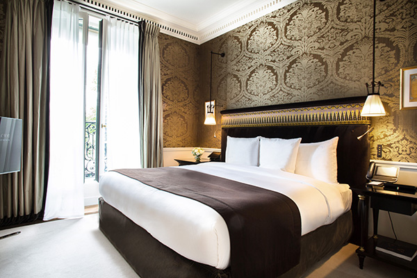 La Réserve Paris - Hotel and Spa, as seen on www.CourtneyPrice.com