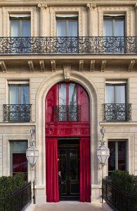La Reserve Paris- Hotel & Spa, as seen on www.CourtneyPrice.com
