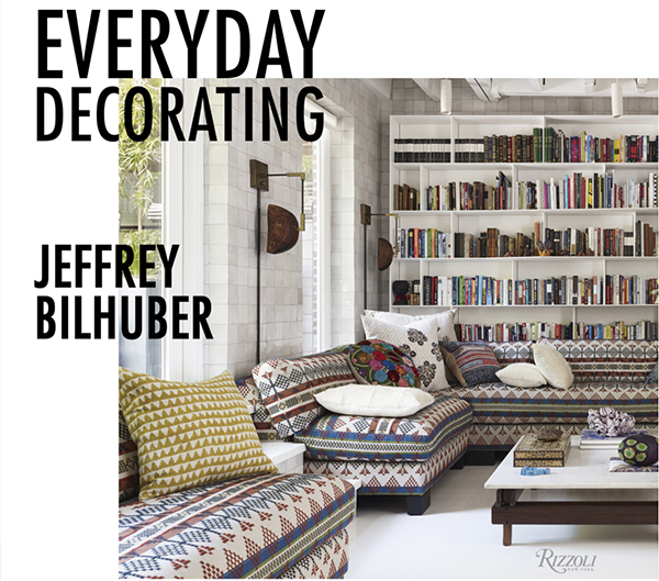 Everyday Decorating by Jeffrey Bilhuber, reviewed on www.CourtneyPrice.com