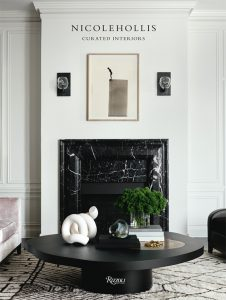 Nicole Hollis's book, Curated Interiors - absolutely stunning- reviewed on CourtneyPrice.com