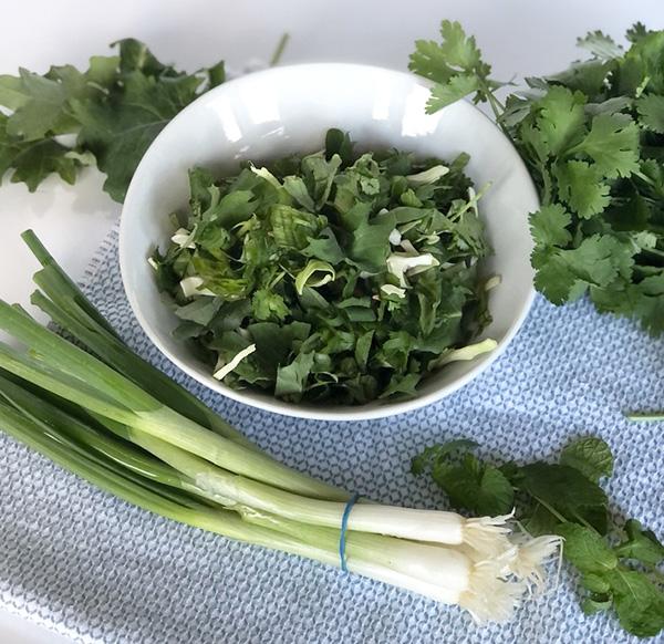 Houstons Kale Salad CopyCat recipe on CourtneyPrice.com