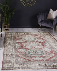 Affordable, Washable Rugs on CourtneyPrice.com