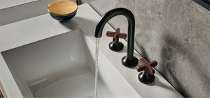 Jason Wu's new Smart Touch Plus collection for the bathroom, as seen on CourtneyPrice.com