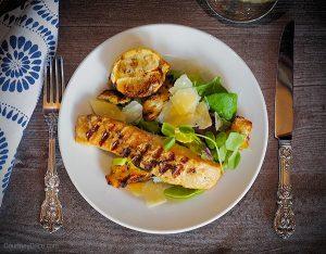 Caesar Salad, Reimagined via CourtneyPrice.com